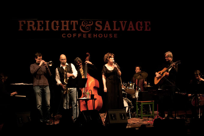 Lissy Walker at the Freight &  Salvage in Berkeley
